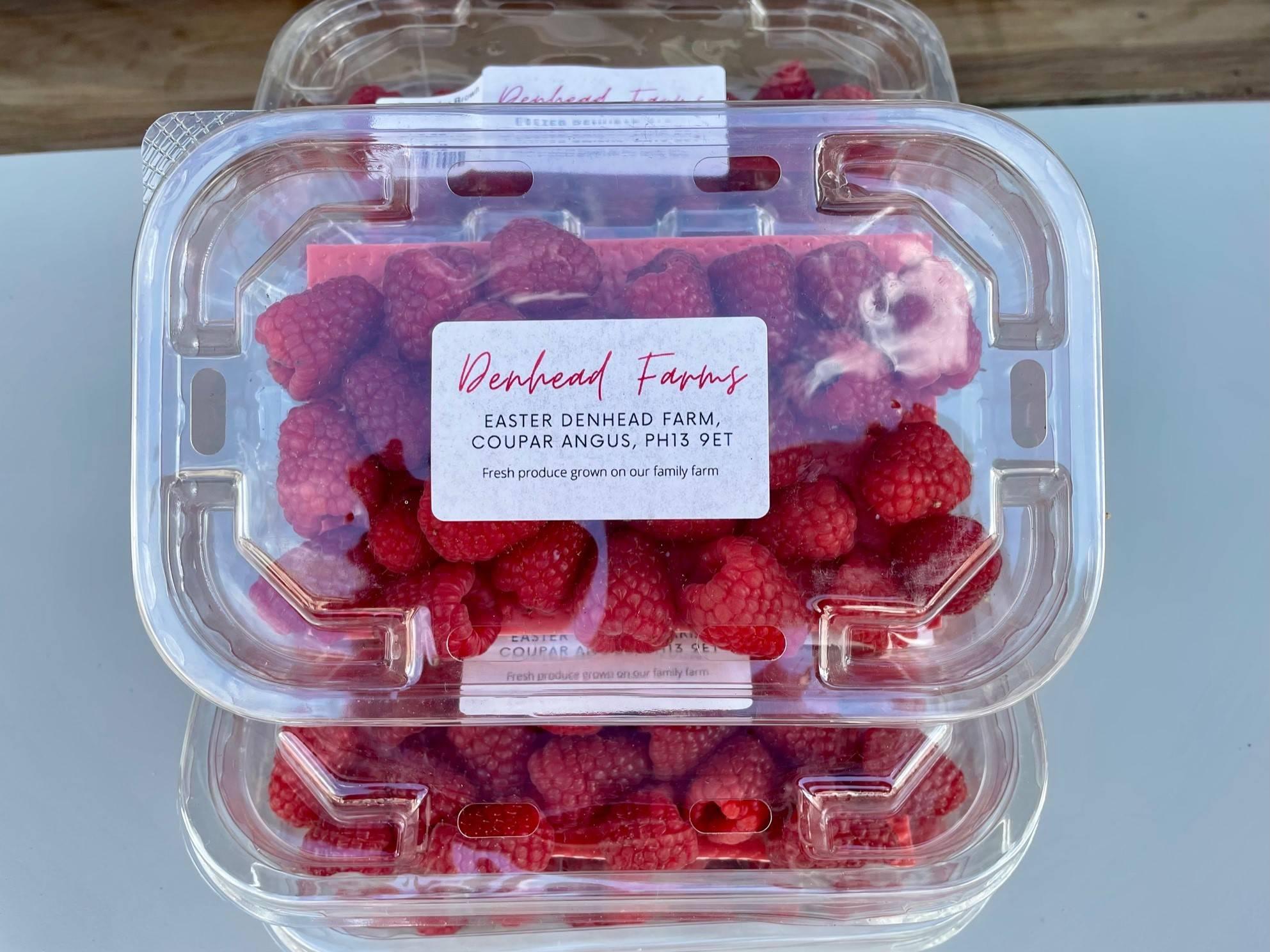 Perthshire Raspberries