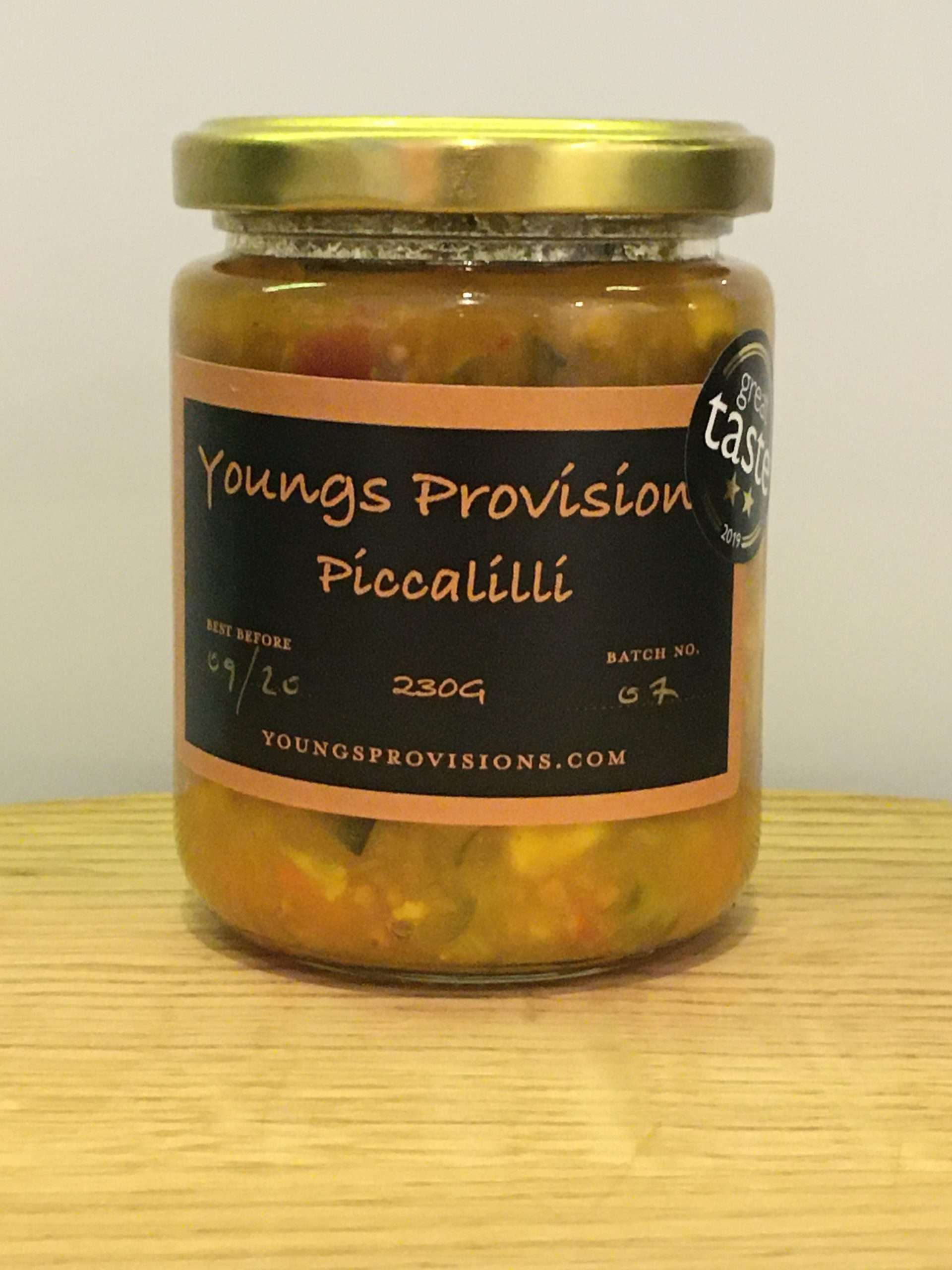 Youngs Provisions Piccalilli