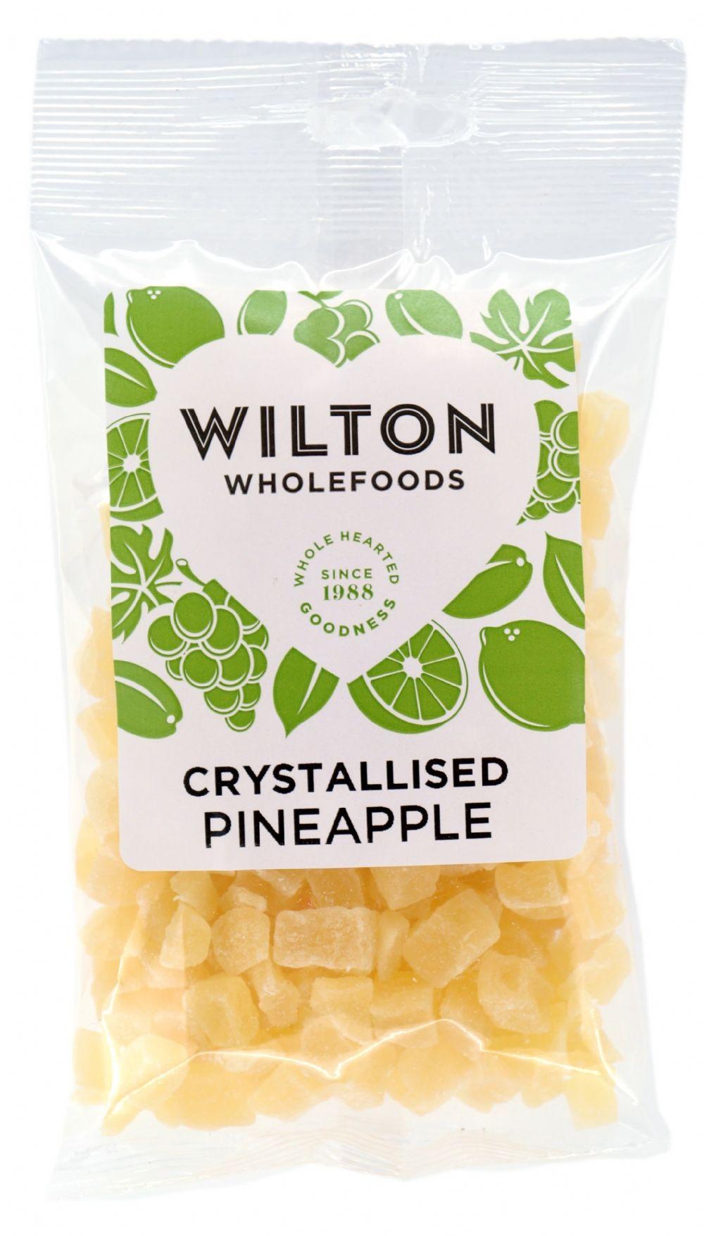 Wilton Crystallised Pineapple