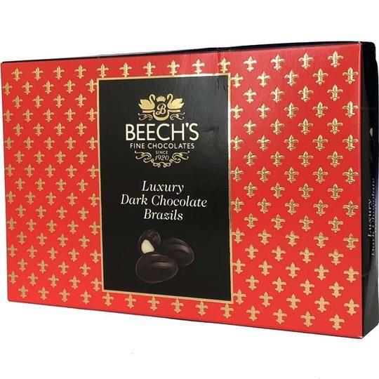 Beech's Dark Chocolate Enrobed Brazils