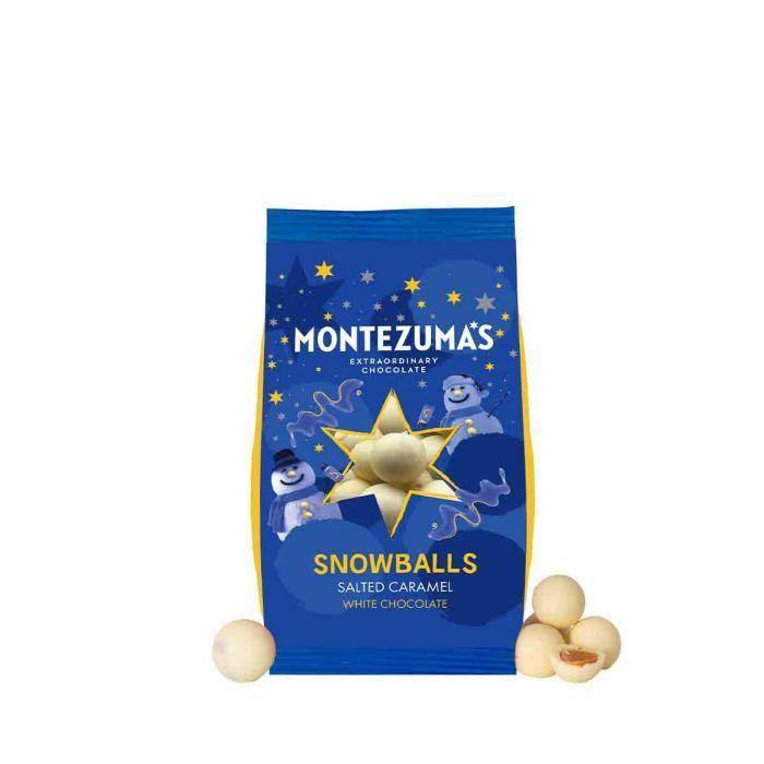 Montezuma's Salted Caramel Snowballs