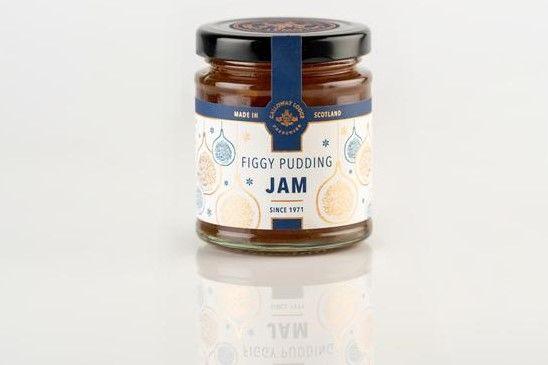 Galloway Lodge Figgy Pudding Jam