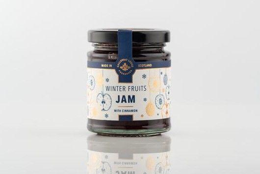 Galloway Lodge Winter Fruits Jam