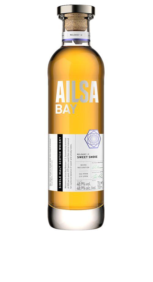 Ailsa Bay Single Malt Whisky