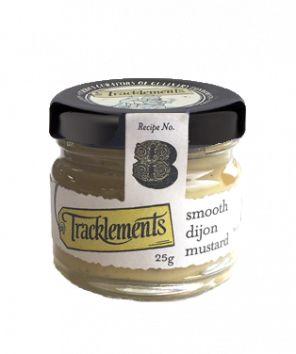 Tracklements Smooth Dijon Mustard Mini