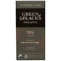 Green & Blacks Dark 70% Chocolate