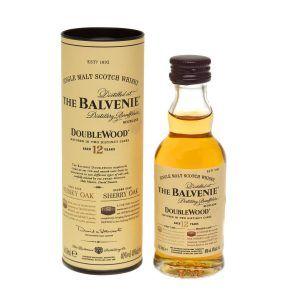 Balvenie 12 Doublewood Malt Miniature
