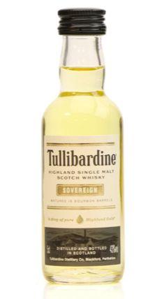 Tullibardine Sovereign Malt Miniature Whisky