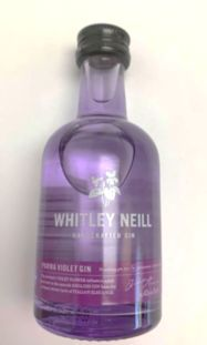 Whitley Neill Parma Violet Gin Miniature