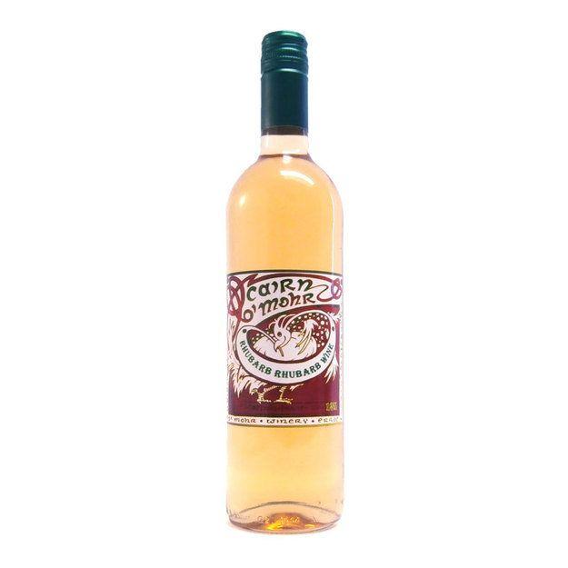 Cairn O'Mohr Rhubarb Wine