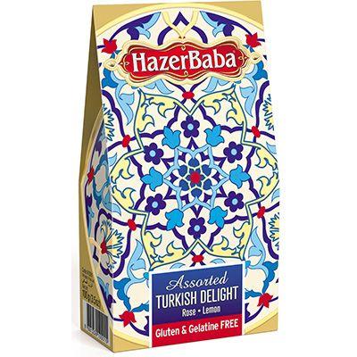 Hazer Baba Rose & Lemon Turkish Delight