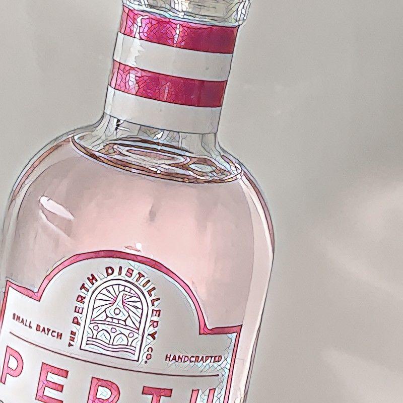 Perth Pink Gin