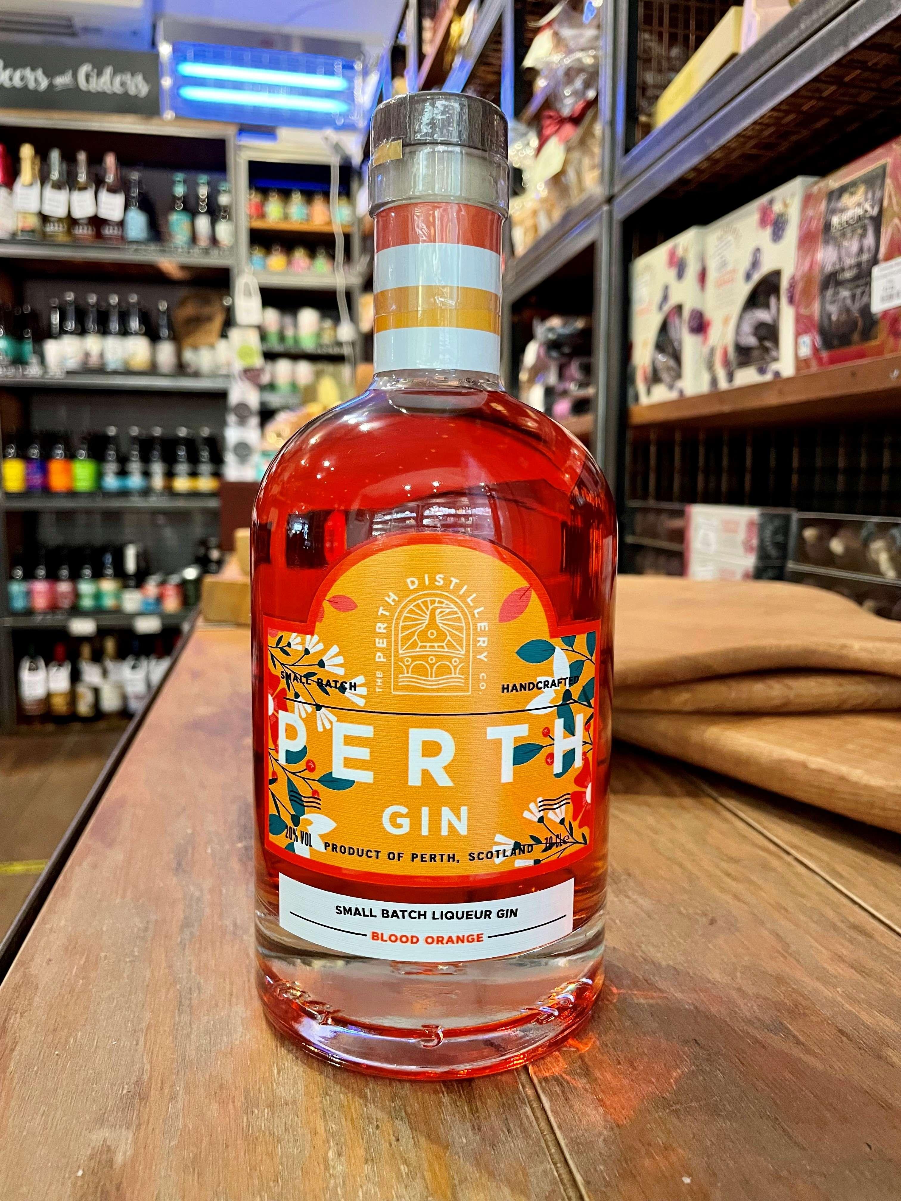 Perth Blood Orange Gin Liqueur