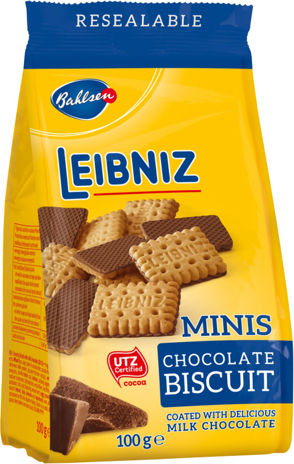 Bahlsen Choco Leibniz Minis