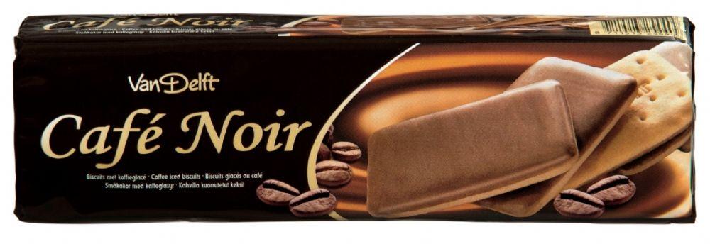 Van Delft Cafe Noir Biscuits