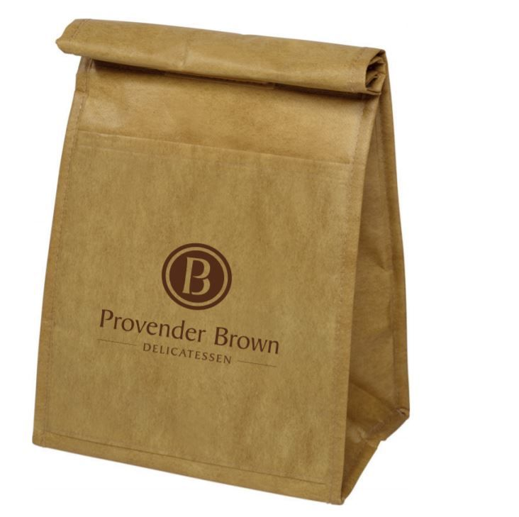 Provender Brown Small Cool Bag