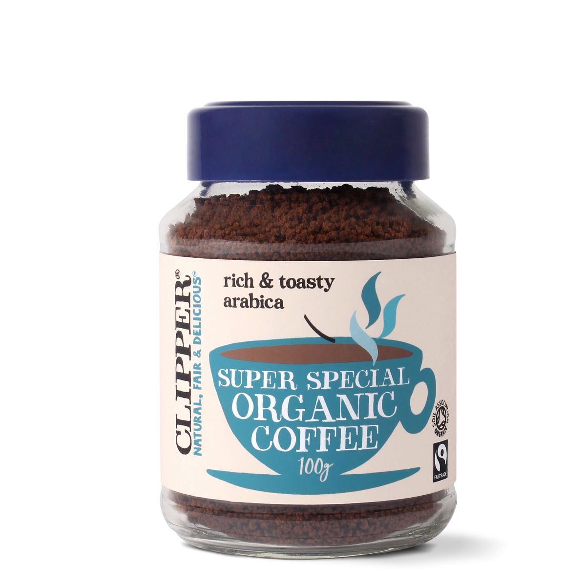 Clipper Instant Super Special Coffee