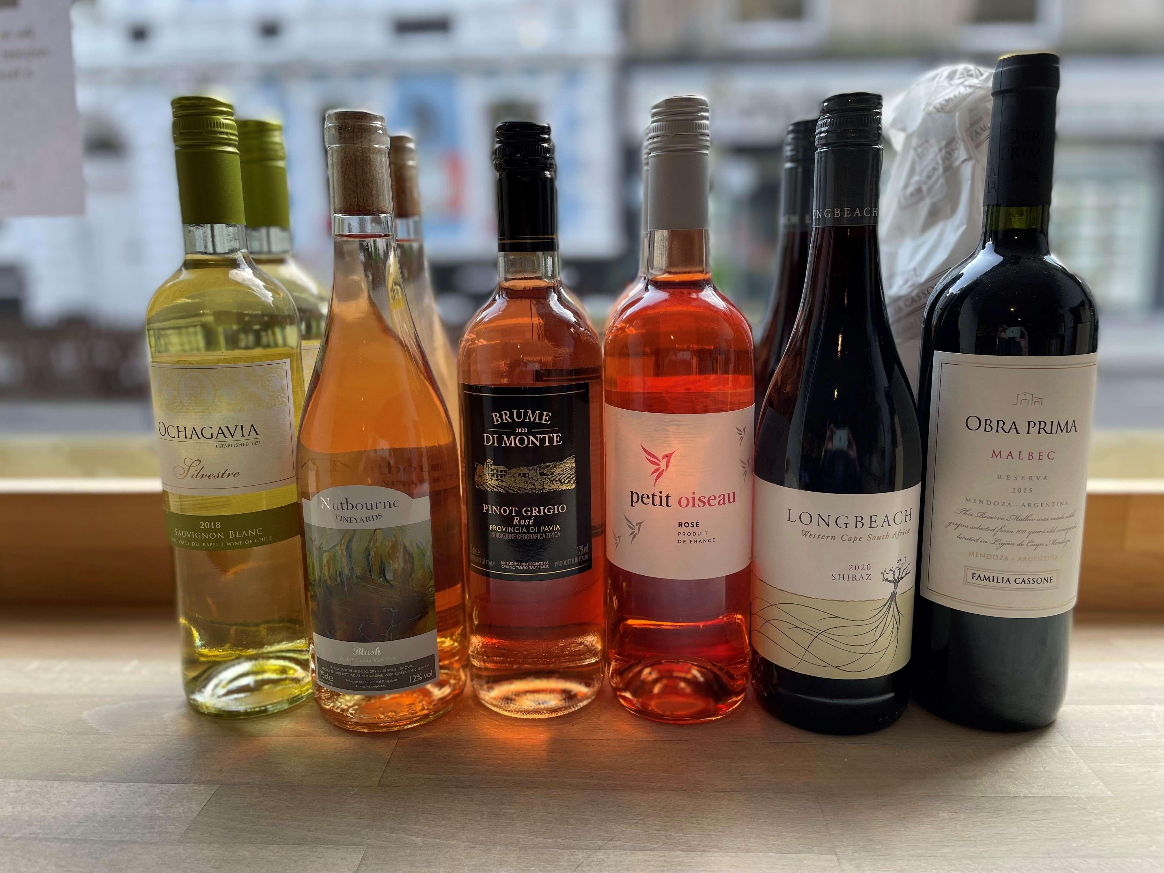 September Mixed Wine Case