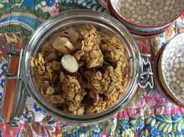 Green's Ginger Nut Granola Breakfast Cereals