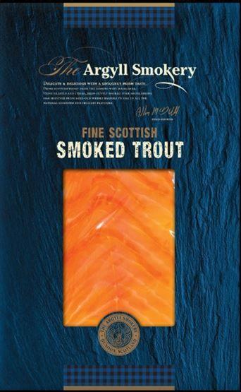 Argyll Smoked Trout