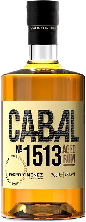 Cabal 1513 Aged Rum