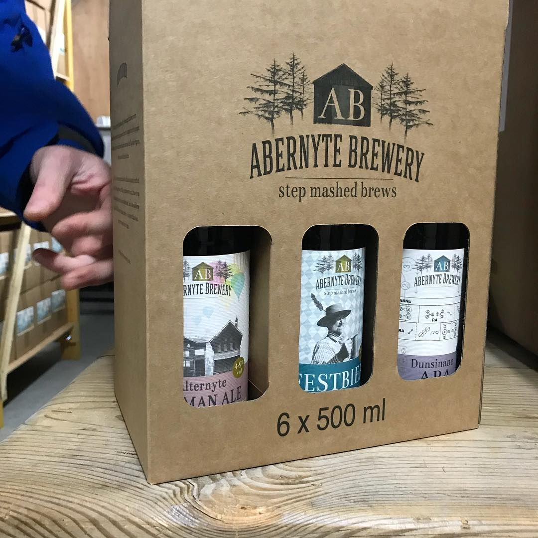 Abernyte Gift Pack (6) Beers & Cider