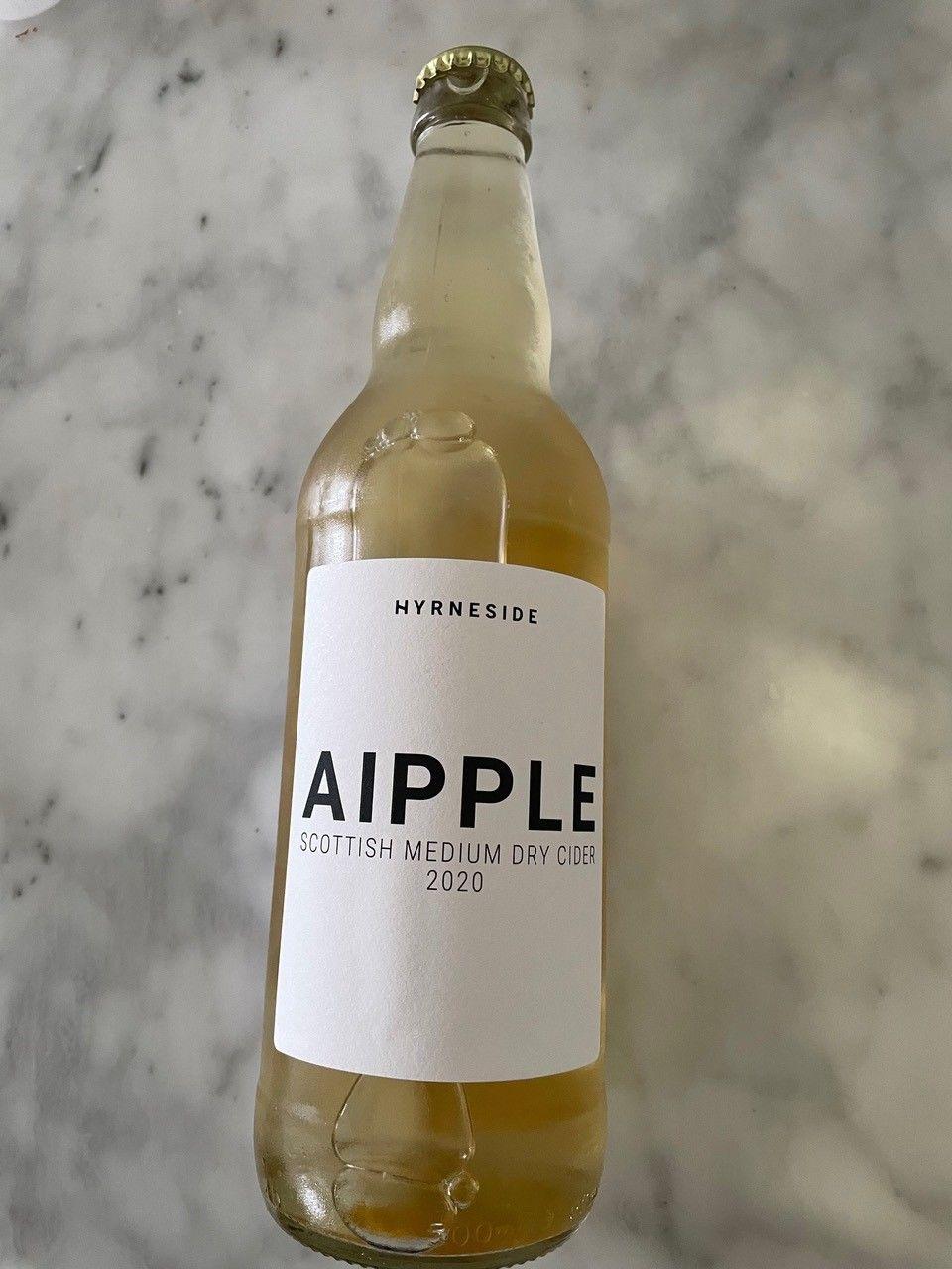 Hyrneside Aipple Cider