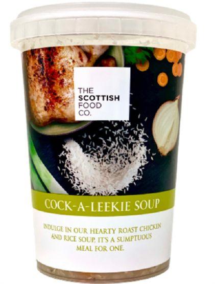 Scottish Food Co Cock-a-Leekie Soup