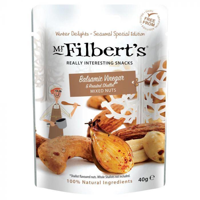 Mr Filbert's Balsamic Vinegar & Shallot