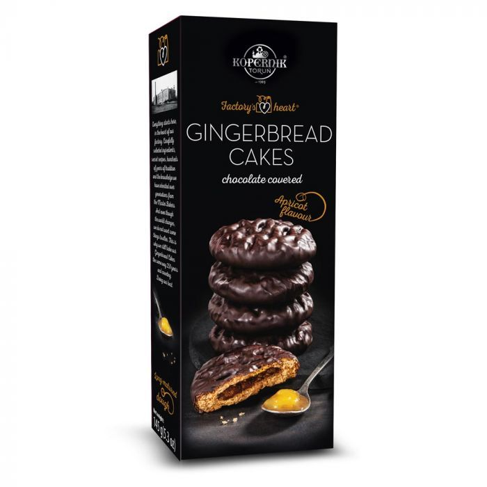 Kopernik Choc Covered Gingerbread