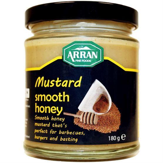 Arran Smooth Honey Mustard