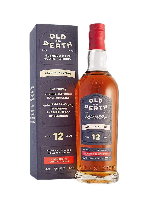 Old Perth 12YO Blended Malt Whisky
