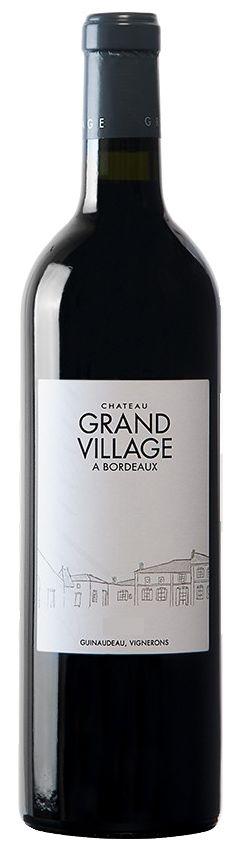 Chateau Grand Village Bordeaux Superieur