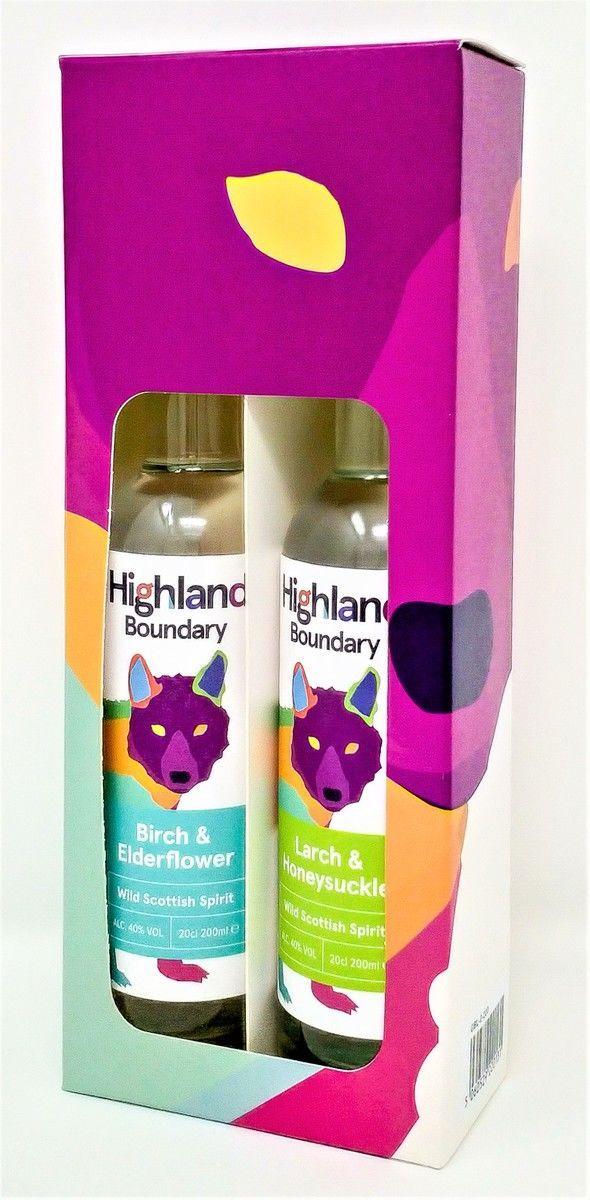 Highland Boundary Spirit Gift Box