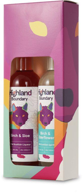 Highland Boundary Liqueur Gift Box