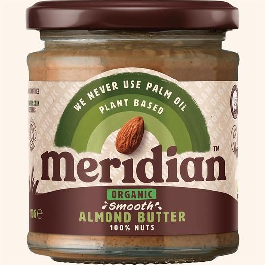 Meridian Smooth Unsalted Almond Butter
