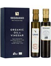 Seggiano Oil & Balsamic Vinegar Gift Set