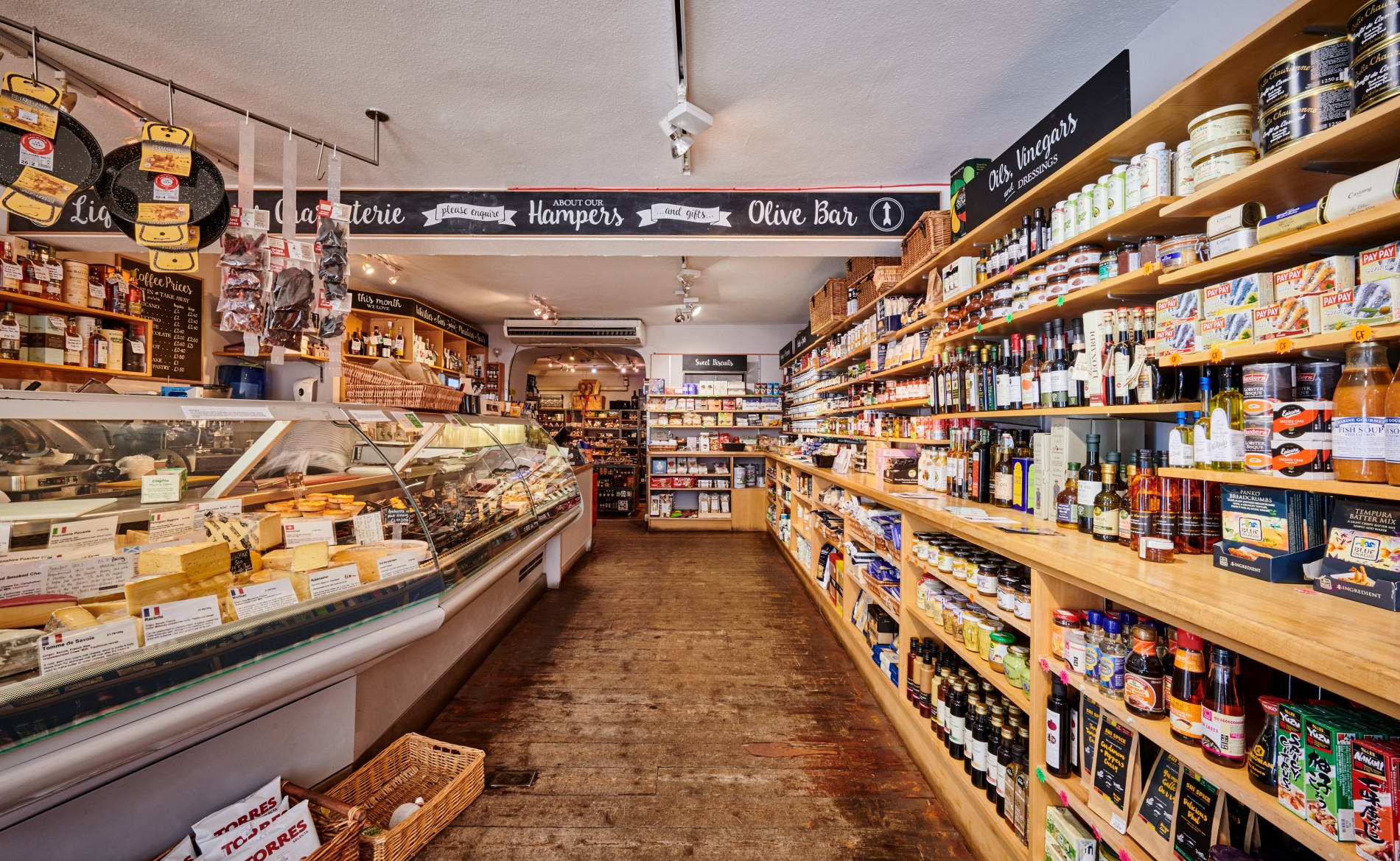 1 Inside Perth Delicatessen shop