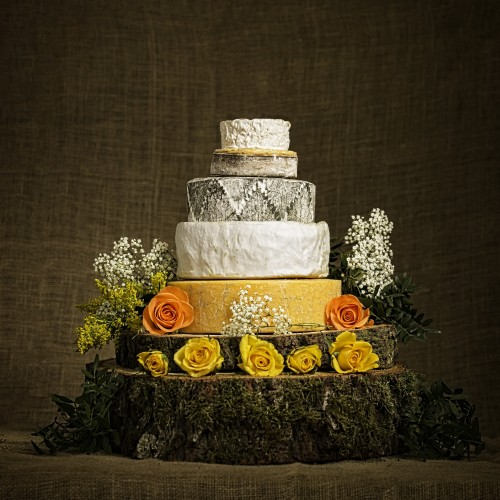 Cheese Wedding Cakes