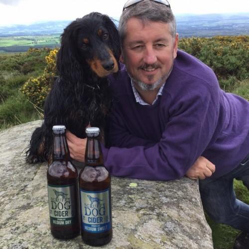 Scruffy Dog Cider Tasting