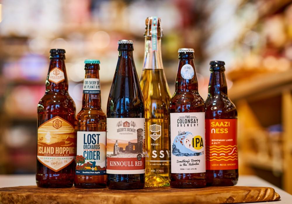 Beers & Cider