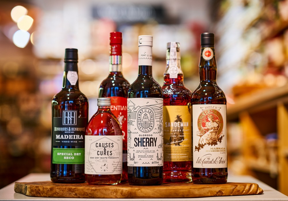 Fortified Wines & Vermouth