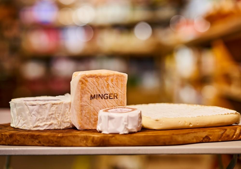 Soft & Semi-Soft Cheeses