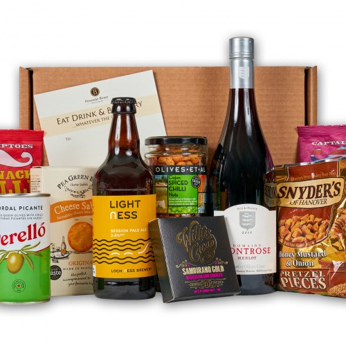 Tips To Build Your Own Food and Drink Hamper